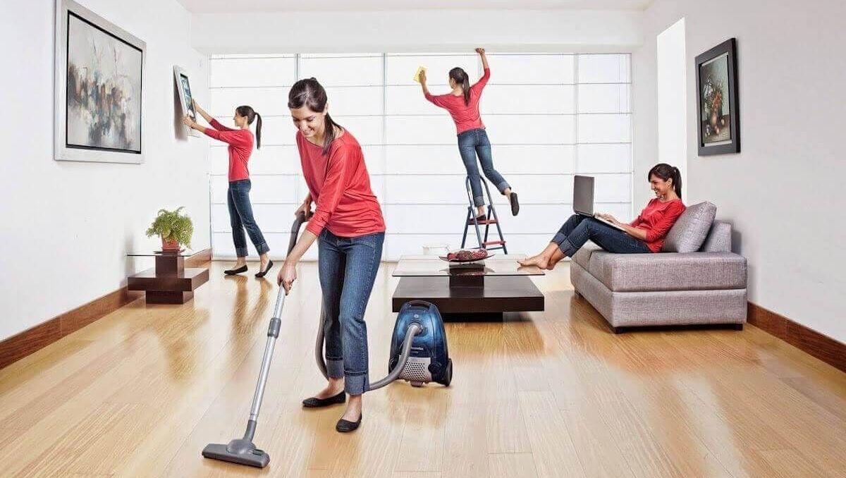 10 bí kíp vệ sinh nhà cửa cần thiết nhất cho phụ nữ hiện đại