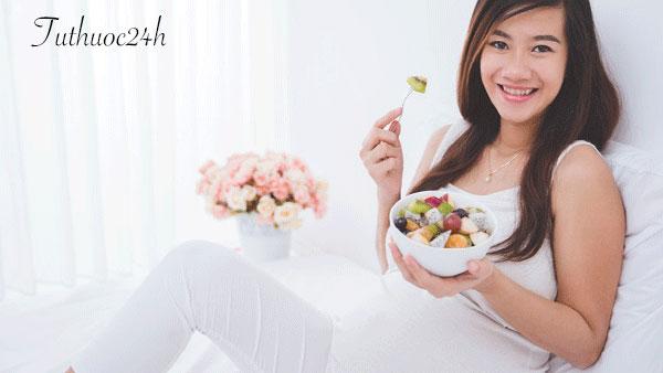 Các loại thực phẩm giúp tăng nội tiết tố cho phụ nữ mang thai