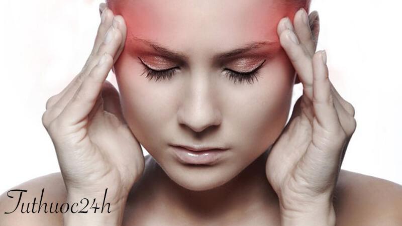 Hướng dẫn cách bấm huyệt trị đau nửa đầu hiệu quả ngay tại nhà