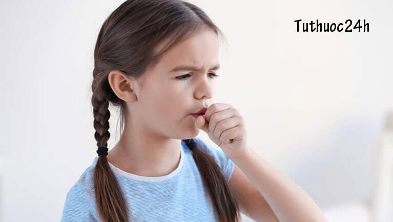 Triệu chứng bệnh hen suyễn ở trẻ em và cách chữa trị cho bé tại nhà