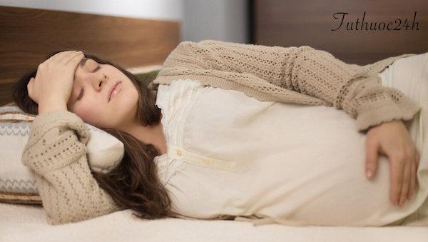 Bị cảm cúm khi mang thai có ảnh hưởng đến thai nhi nếu chủ quan