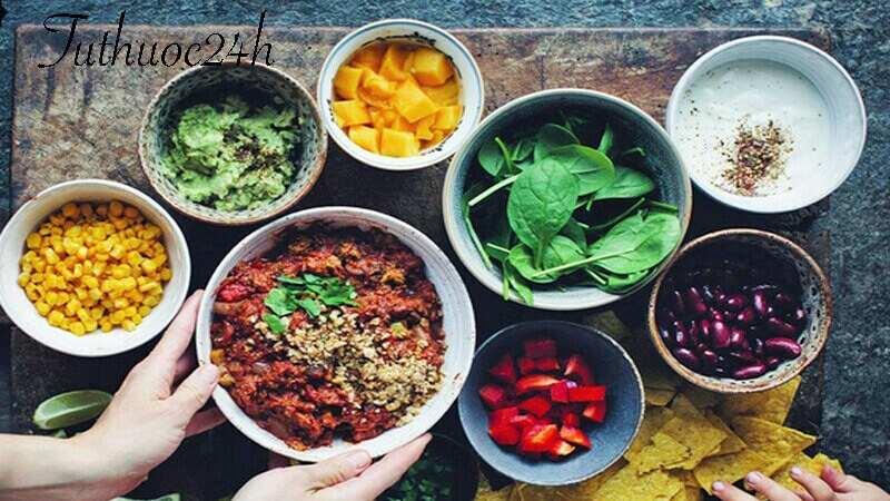Nắm rõ phương pháp ăn chay đúng cách và đầy đủ dinh dưỡng