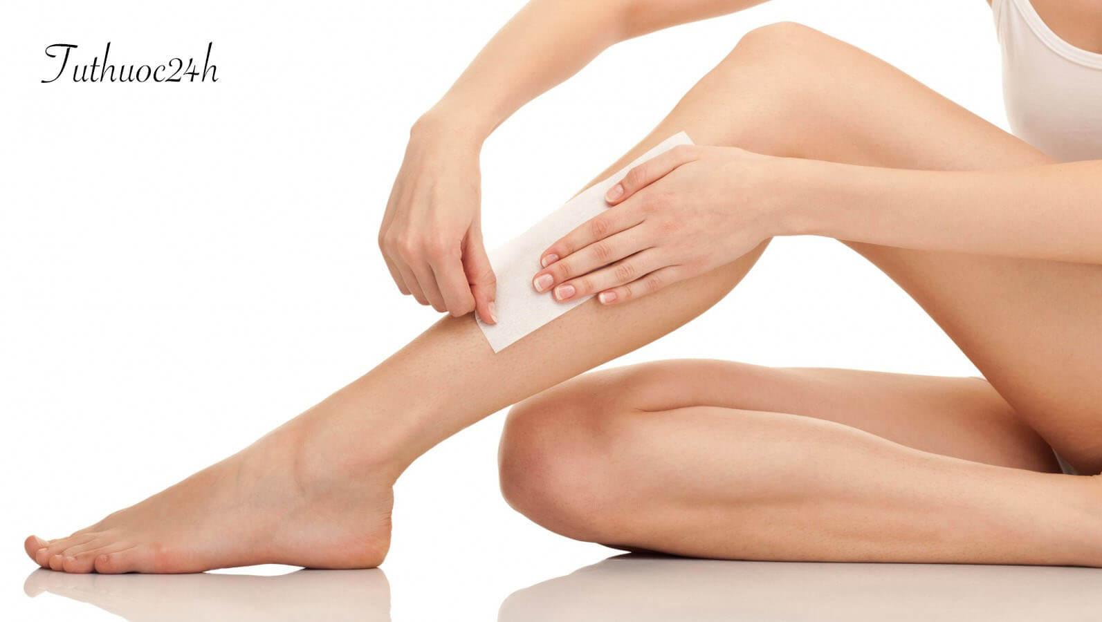Bỏ túi kiến thức cách chữa viêm nang lông chân