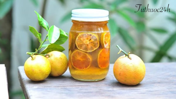 Cách làm chanh đào mật ong đơn giản tốt cho sức khoẻ của bạn
