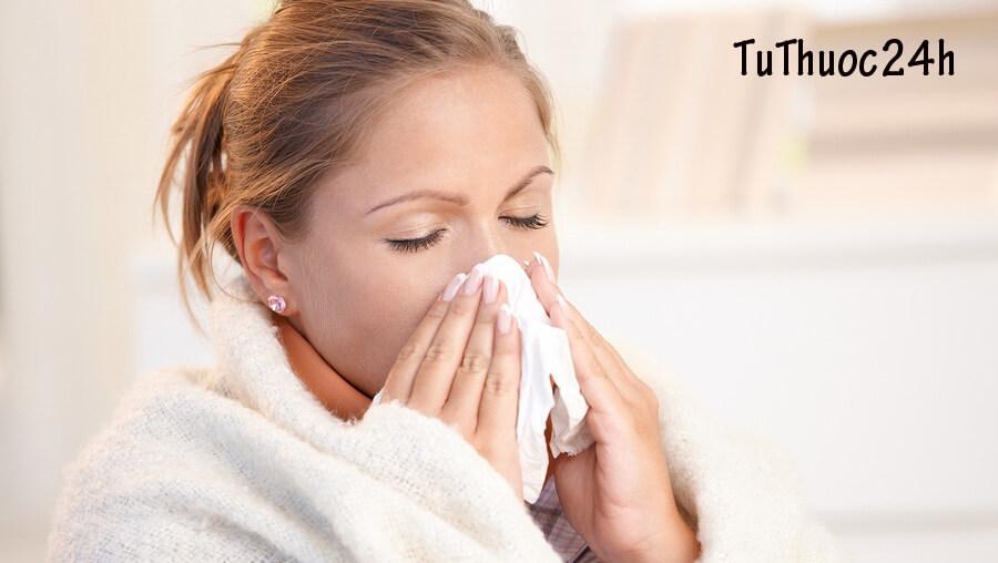 Triệu chứng cảm cúm thường gặp và cách điều trị hiệu quả