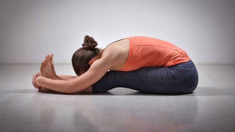 Chỉ với 6 tư thế yoga đơn giản có thể giúp mỡ bụng tiêu tan