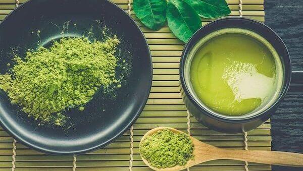 Bột trà xanh và cách làm bột trà xanh cực nhanh tại nhà