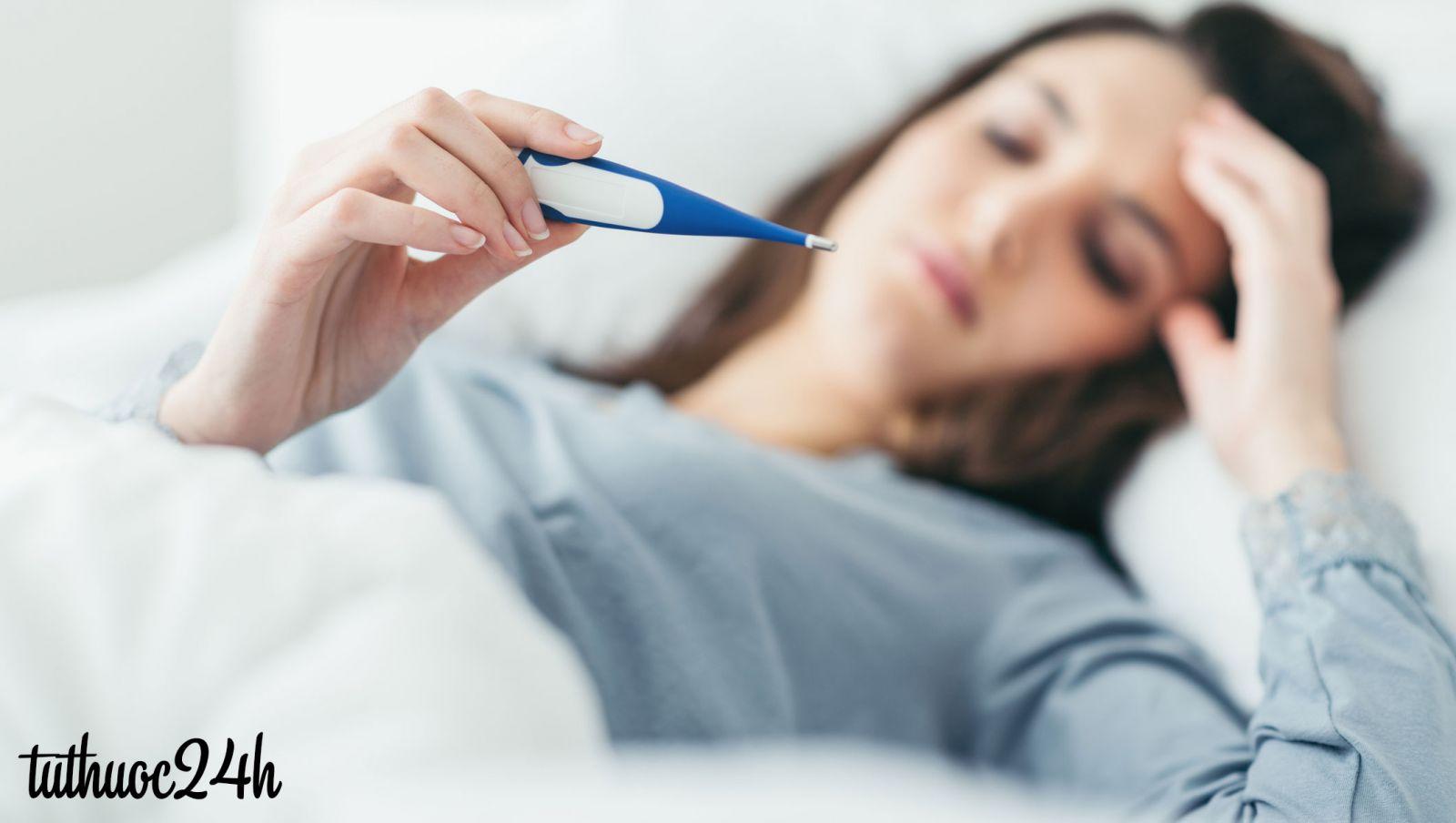 Điều trị ngay cảm cúm trước các biến chứng nguy hiểm