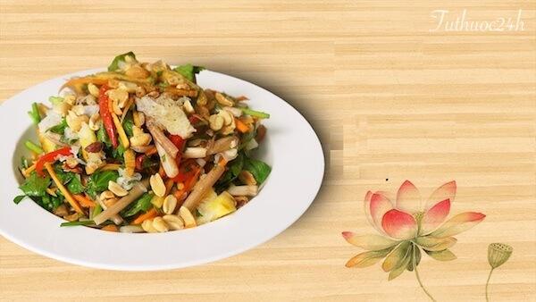 Top 5 món gỏi chay đơn giản không kém phần hấp dẫn cho bữa ăn