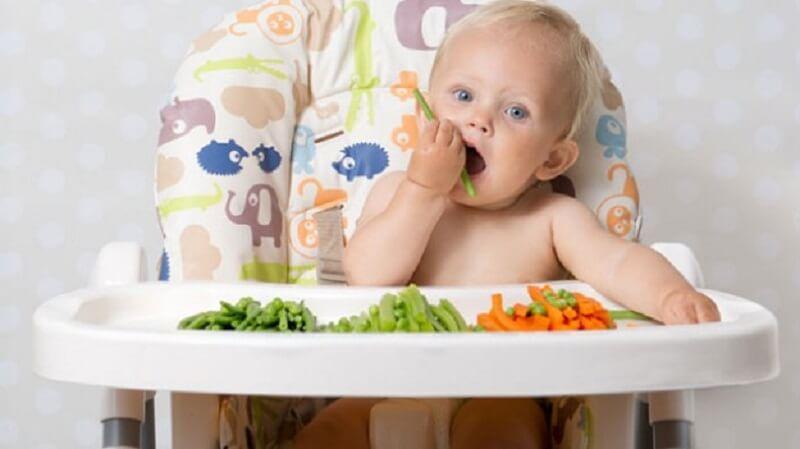 Kiến thức hay cho trẻ ăn dặm tự bốc bố mẹ nên biết