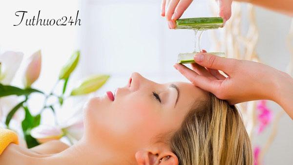 5 cách chăm sóc làn da đẹp tự nhiên bằng mặt nạ nha đam