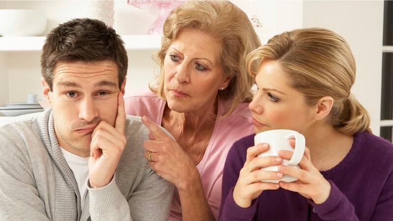 Một câu khuyên của mẹ chồng khiến chồng biết ơn vợ