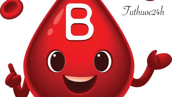 Người nhóm máu B nên chú ý gì trong sức khỏe và lối sống sinh hoạt