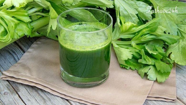 Tác dụng thần kỳ cho cơ thể khi sử dụng rau cần tây mỗi ngày
