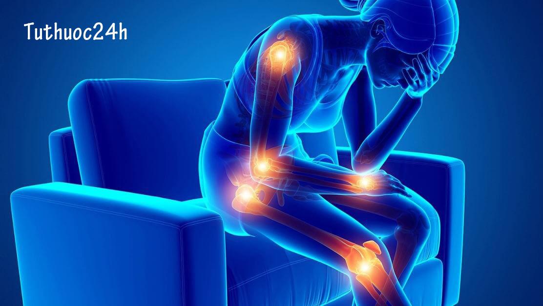 Viêm khớp dạng thấp – căn bệnh xương khớp tiềm ẩn nguy hiểm không nên chủ quan