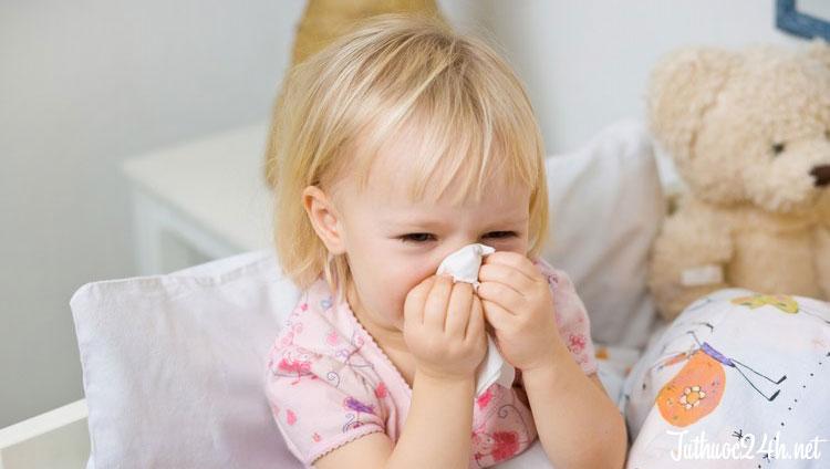 Cách chữa viêm mũi dị ứng ở trẻ em hiệu quả cho các mẹ