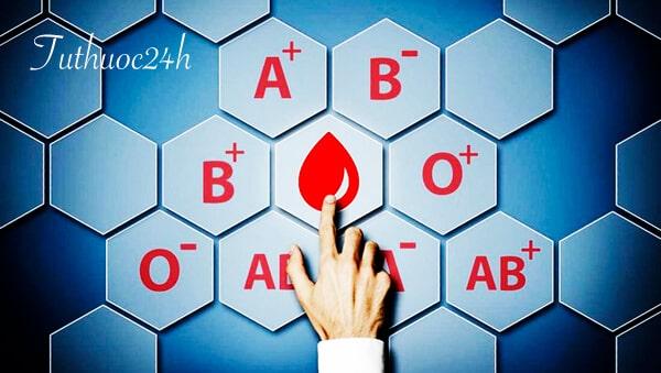 Xét nghiệm nhóm máu và những điều bạn cần phải lưu ý