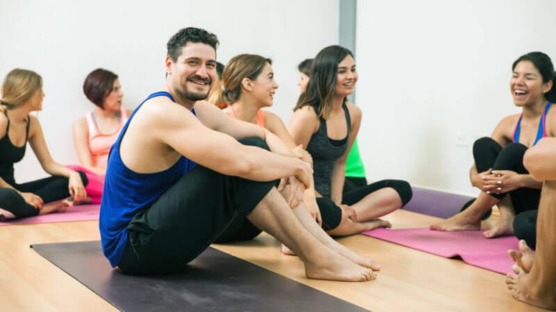 Yoga không khó đừng để tâm lý ngại khó đánh lừa bạn