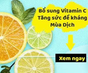 Thiếu vitaminc và những thực phẩm bổ sung