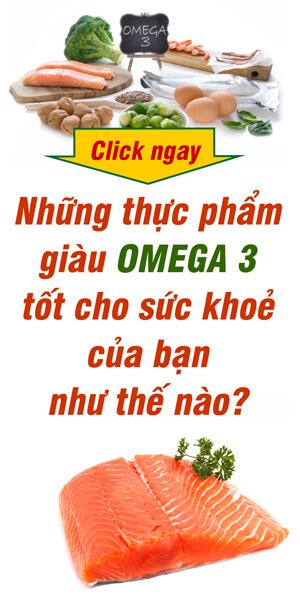 Bổ sung omega 3 cho bà bầu