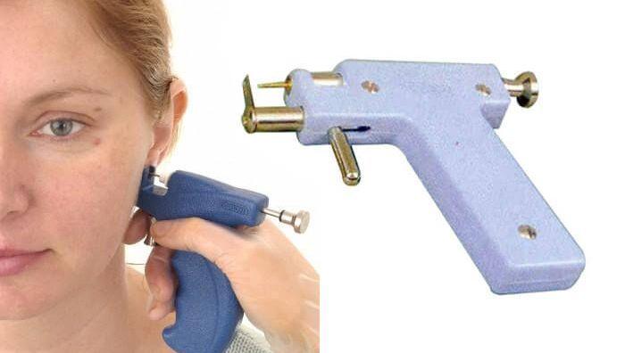 Mẹo xỏ khuyên tai tại nhà vô cùng đơn giản