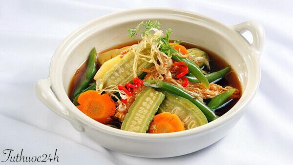 Hướng dẫn cách nấu rau củ kho chay đơn giản dễ làm tại nhà