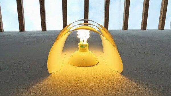 Tự tay làm chụp đèn đơn giản siêu đáng yêu cho ngôi nhà của bạn thêm ấn tượng