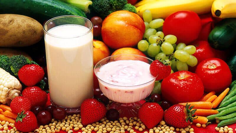 Ăn chay có được uống sữa không? Chia sẻ bạn cách ăn chay đủ chất