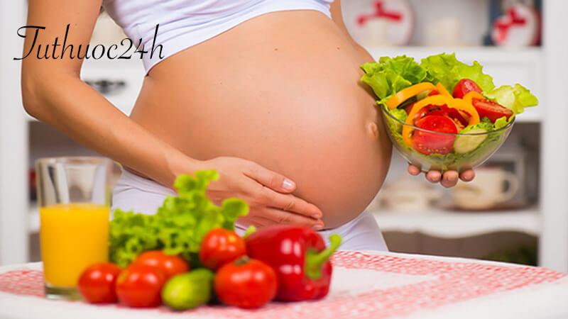 Thực đơn nào tốt cho việc ăn chay khi mang thai của mẹ bầu ?
