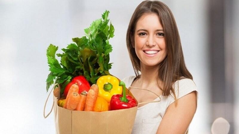 Để giảm cân cấp tốc nên ăn chay hay ăn kiêng???