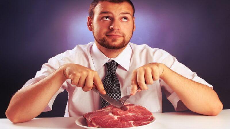 Bạn nghĩ gì khi ăn thịt?