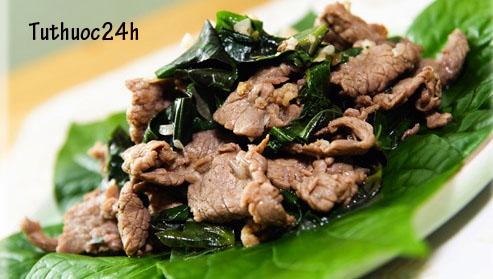 5 món ăn được chế biến từ lá lốt vô cùng ngon miệng, hấp dẫn ánh nhìn
