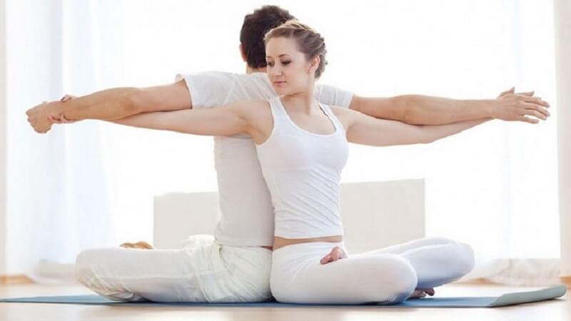 Các động tác yoga cải thiện đời sống tình dục giúp chuyện yêu thăng hoa