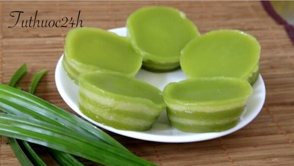 Cách làm bánh da lợn đậu xanh bổ dưỡng thơm ngon tại nhà
