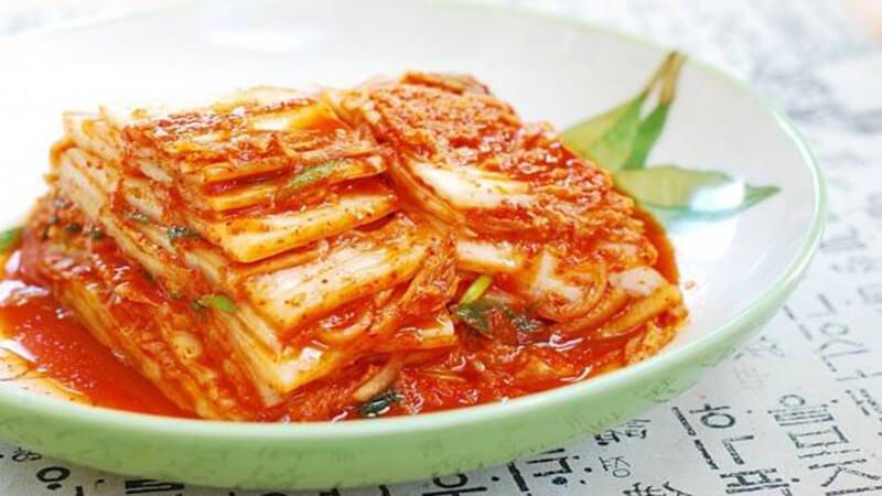 Cách làm kim chi cải thảo chuẩn hương vị Hàn Quốc