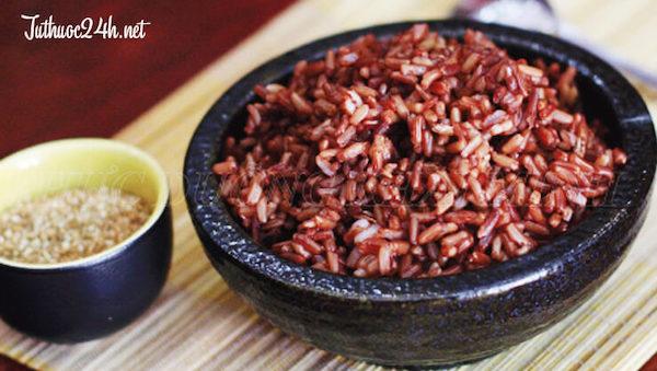 Cách nấu cơm gạo lứt ngon bằng nồi cơm điện