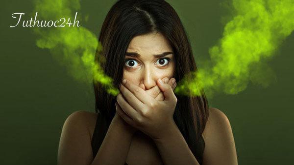 Cách trị hôi miệng nhanh nhất tại nhà, giúp lấy lại hơi thở thơm mát