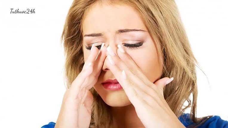 Cách trị viêm xoang mũi dân gian an toàn và hiệu quả