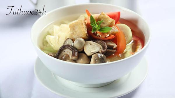 Cách nấu canh măng chua chay tạo làn gió mới cho bữa cơm hằng ngày