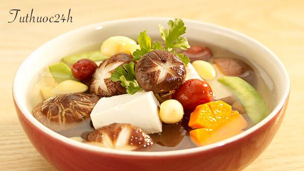 3 cách nấu canh nấm chay cho bữa ăn hàng ngày thêm phong phú