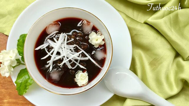 Cách nấu chè đậu đen nước cốt dừa béo ngọt thơm ngon khó cưỡng