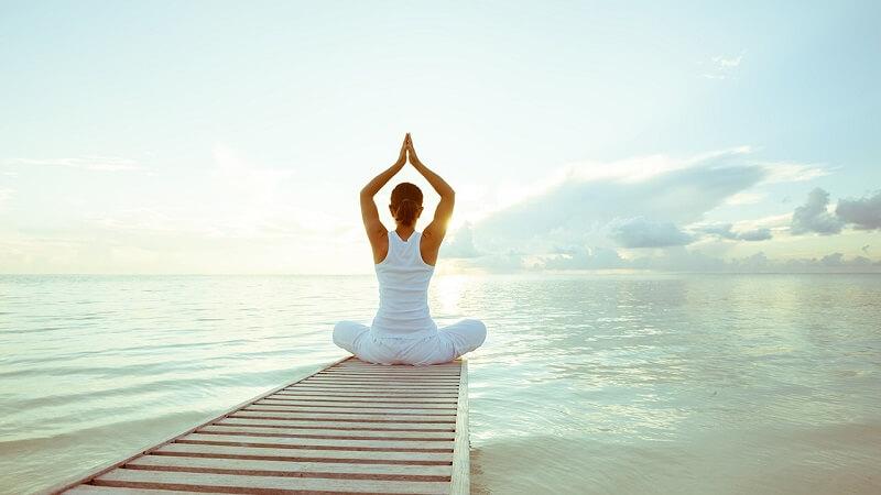 Chuẩn bị tinh thần đến với Yoga