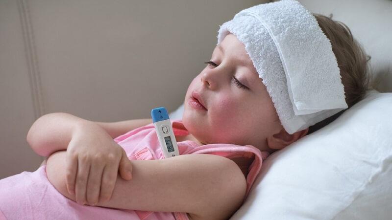 Công thức món ăn dinh dưỡng chăm sóc trẻ bị sốt trong mùa nắng nóng