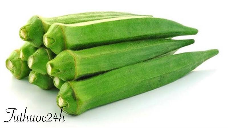 Những tác dụng hữu ích của đậu bắp có thể bạn chưa biết