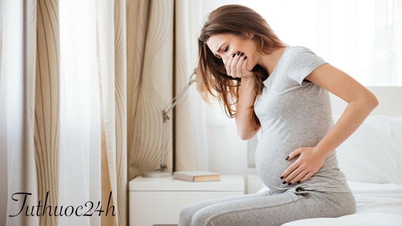 Nguyên nhân gây đau đầu ở phụ nữ mang thai và cách khắc phục.