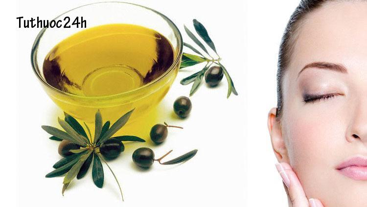 Làm đẹp với dầu oliu chỉ với những cách đơn giản