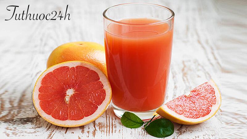 Những người bị bệnh gan nhiễm mỡ nên uống nước gì ?