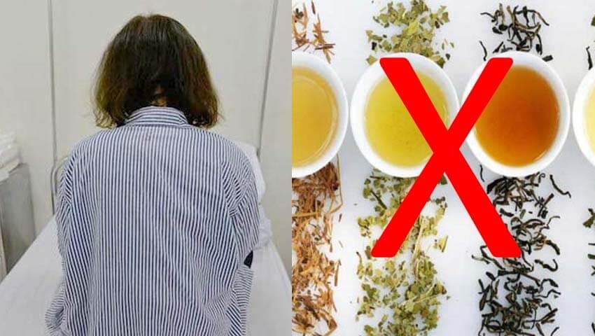 Bị suy gan thận vì uống trà giảm cân cấp tốc để kịp đón Tết
