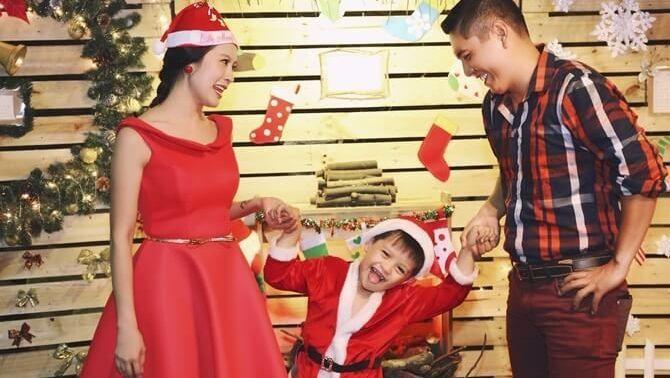 5 cách cho bé yêu có mùa Giáng sinh vui vẻ và hạnh phúc