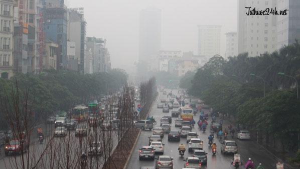 Ô nhiễm không khí ở Hà Nội cao nhất thế giới, thực hư và hướng giải quyết?